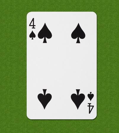 Juega a la tarjeta de Spade
