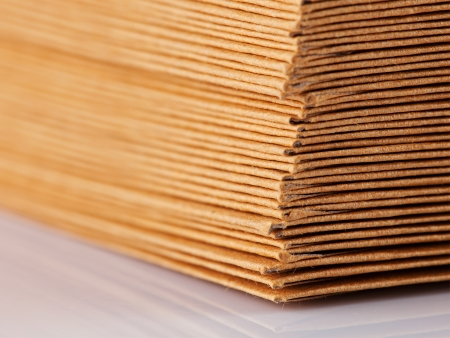 Brown Envelope Stack