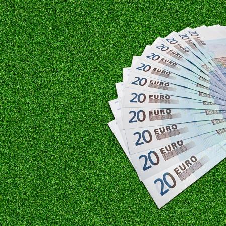 20 euro: Euro Money