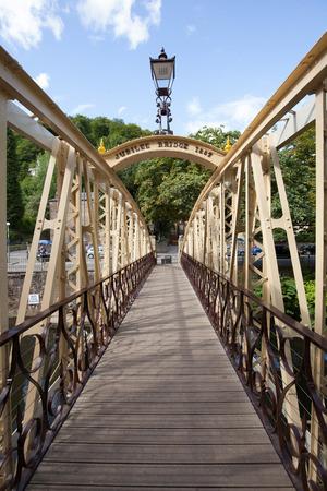 jubilee: Jubilee Bridge Matlock Bath