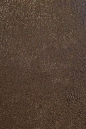 Brown vintage leather texture  photo