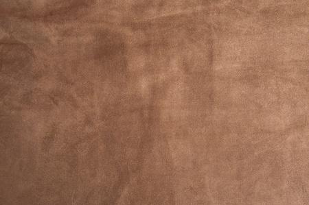 Brown samtige Textur Nahaufnahme