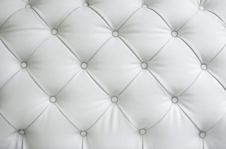 cuir: La texture de cuir blanc