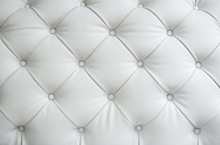Texture of white leather photo