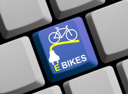 EBikes online photo
