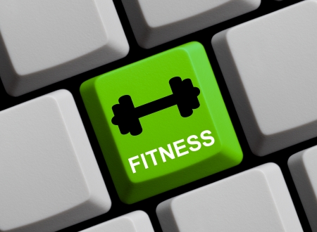 All about fitness online photo
