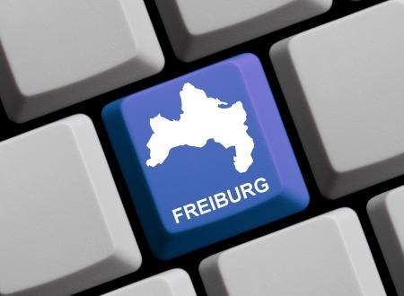 freiburg: Keyboard Map - Freiburg