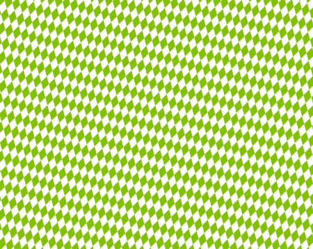 Diamond pattern background - Green White photo