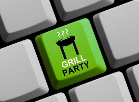 Grillparty online