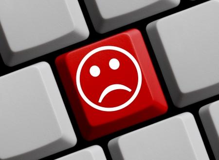 Negative Feedback online Stock Photo - 16592563