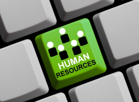 Human resources online photo