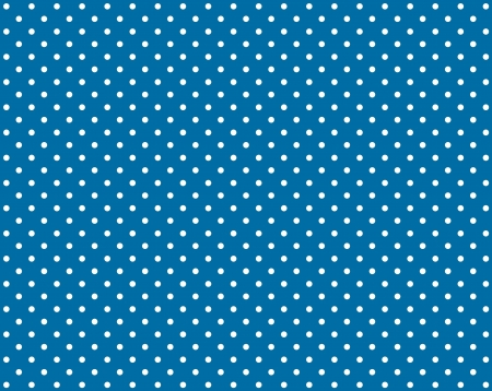 Blue Background with white points photo