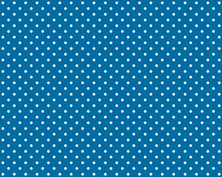 Fond bleu avec des points blancs Banque d'images