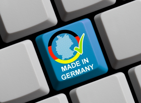 Made in Germany Stock Photo - 17368811