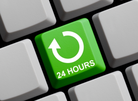 customercare: 24 hours online