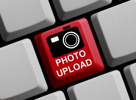 images Upload Stock Photo - 17445141
