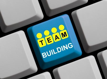 teambuilding: Teambuilding Stock Photo
