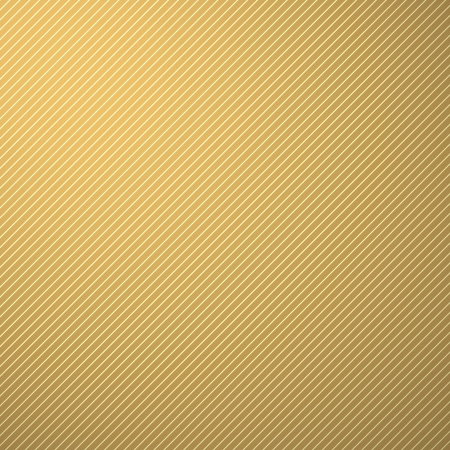 Noble gold brown background with white diagonal stripes photo