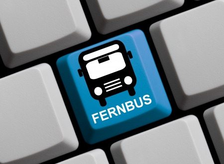 conveniently: Bus - fast, comfortably and conveniently to your destination