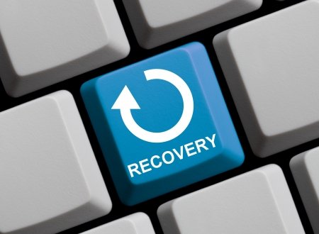 Recovery Stock Photo - 18235077