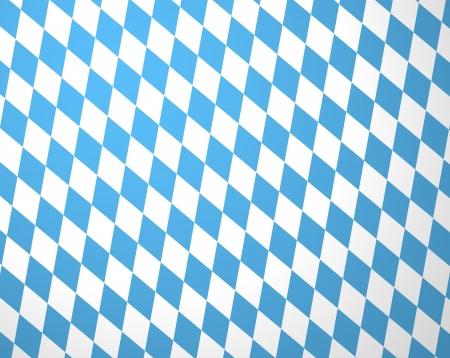 Blauwe achtergrond met witte ruitpatroon
