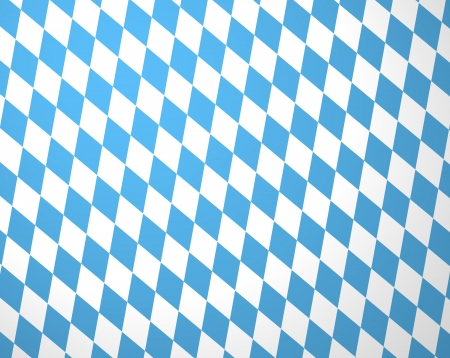 checker: Blue background with white diamond pattern