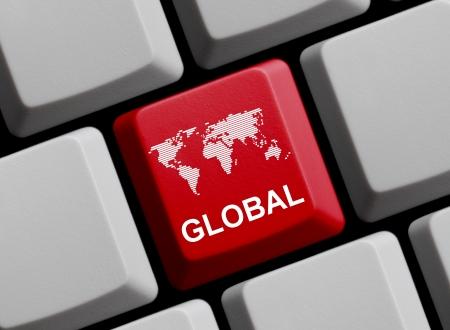Global Internet photo