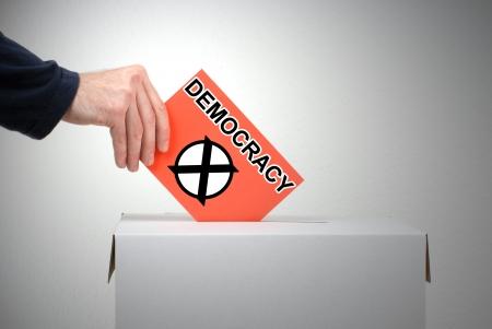 free vote: Democracy