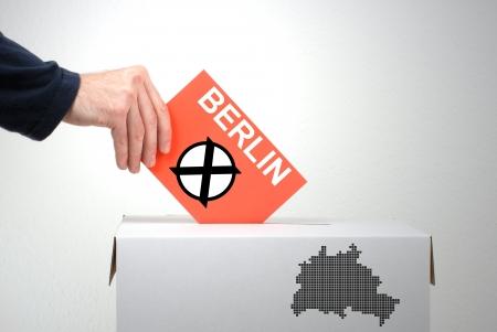 Verkiezingen in Berlijn