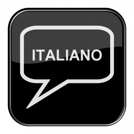 Button Italian photo