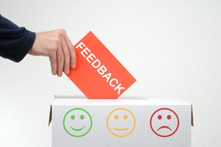 Feedback - Have Your Say photo