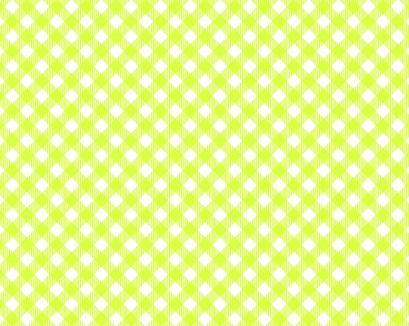 Patr�n Manteles de color amarillo-verde y blanco photo