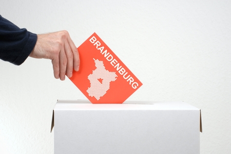 petitions: Election in Brandenburg