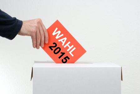 Verkiezing 2015