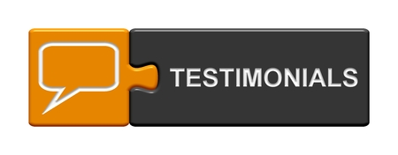 knowledgeable: Puzzle Button  Testimonials