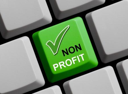 Non Profit online photo