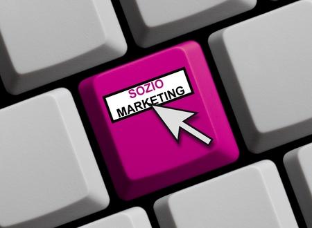 environmental policy: Socio-Marketing online