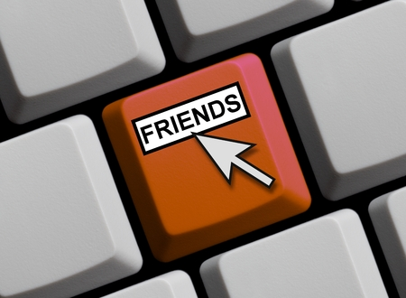 clique: Friends online