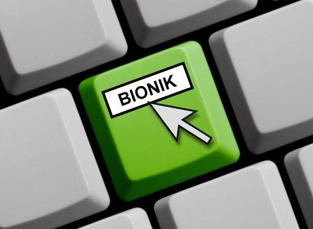 bionics: Bionics online