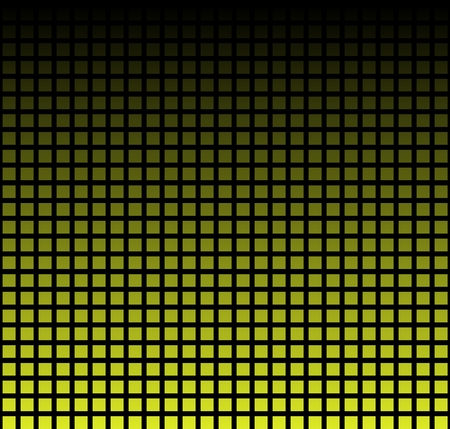 transition: Background with yellow box and a soft transition to black