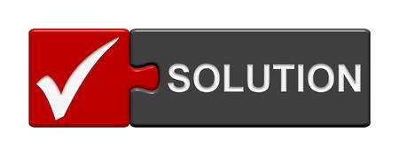 Puzzle Button Solution photo