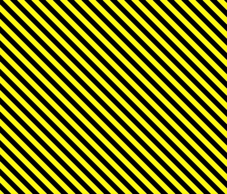 Background  Diagonal stripes in black and yellow photo
