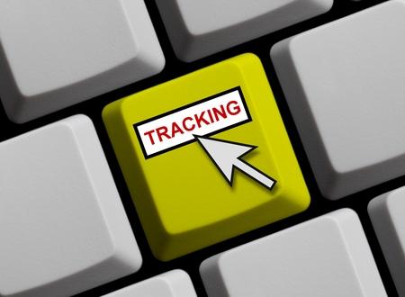 pursue: Tracking online