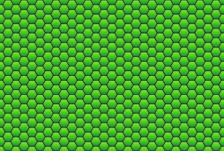 Honeycomb green photo
