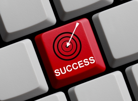 Success online photo