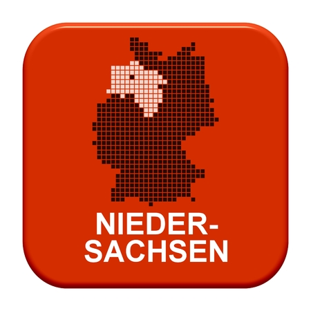 Button Series german regions  Niedersachsen photo