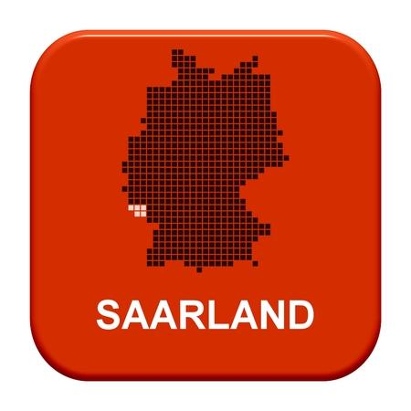 saarland: Button Series german regions  Saarland