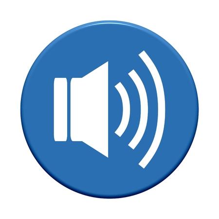 Speaker Button photo