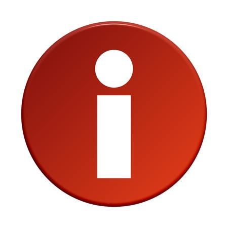 Button Info photo
