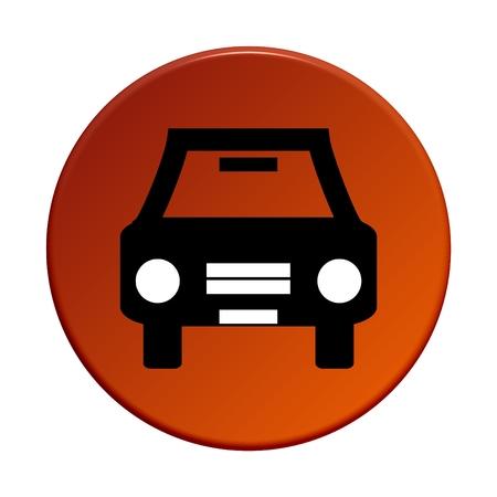 driving range: Button car